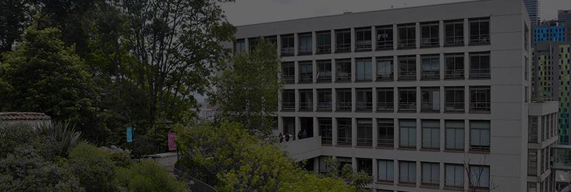 Facultad de economía, Edificio facultad de economía