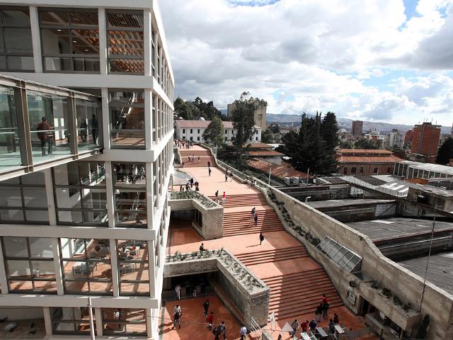 Facultad de econompia, economía, Uniandes, Edificio W